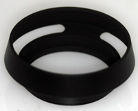 Shimada-san/Elephoto Lens Hood for 43mm Thread -- Angled