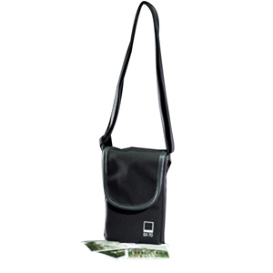"Black Label Bag Polaroid SX-70 ""Two Compartment"" Pouch"