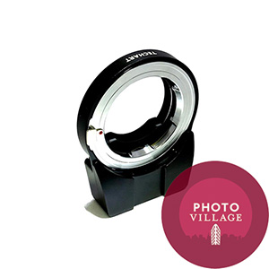 Techart PRO Leica M to Sony E Autofocus Adapter for Sony A7 A7R A6300 Camera