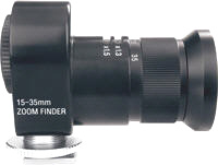 Voigtlander 15-35mm Variable Viewfinder -- A Type